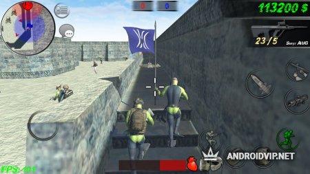 Control Shot CS