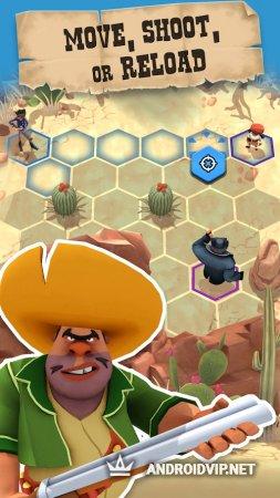 Pocket Cowboys: Wild West Standoff