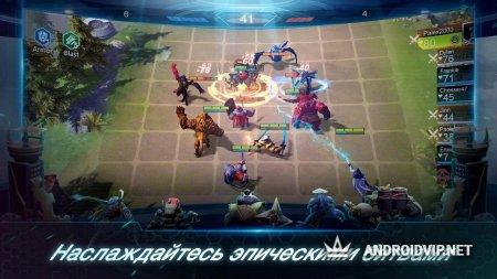 Arena of Evolution: Red Tides