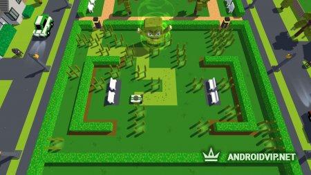 Grass Cutter - Мутирующие газоны