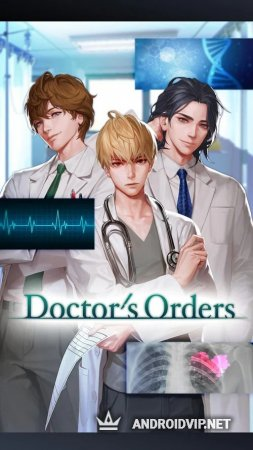 Doctor's Orders (Русский) : Romance You Choose