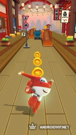 Super Wings : Jett Run