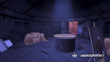 Erich Sann: страшный дом с привидениями, игра!