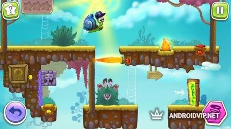 Улитка Боб 3 (Snail Bob 3)