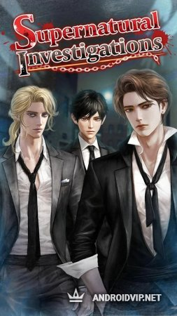 Supernatural Investigations : Romance Otome Game