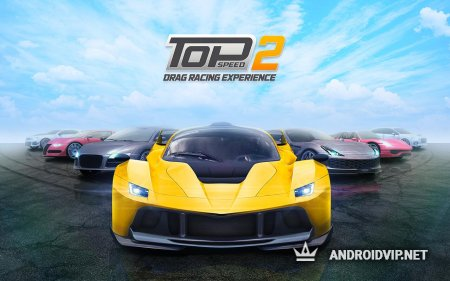 Top Speed 2: Drag Rivals & Nitro Racing