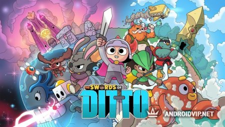 The Swords of Ditto фото