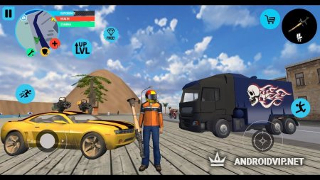 Truck Driver City Crush фото 2
