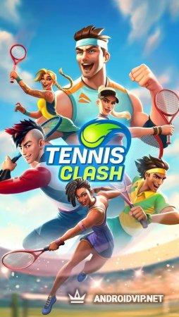 Tennis Clash: 3D Sports - Free Multiplayer Games фото 2
