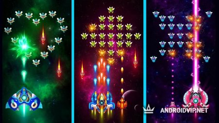 Space Shooter: Galaxy Attack фото 2