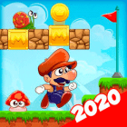Super Bino Go - New Adventure Game 2020