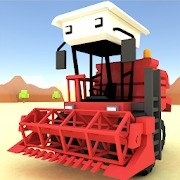 Blocky Farm Racing & Simulator - Тренажер фермы