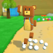 [3D-платформер] Super Bear Adventure
